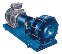 Model KSI Chemical Process/Slurry Pump